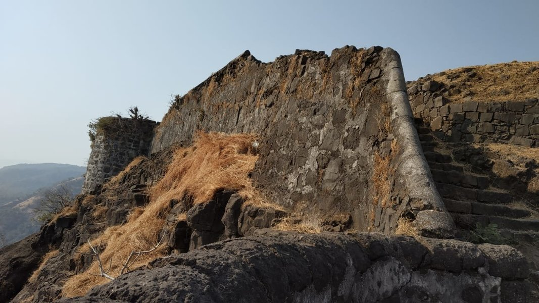 Trek to Talgad, Ghosalgad, Kudachi leni near Roha - Tour