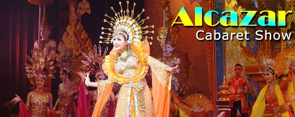 Alcazar Cabaret Show in Pattaya with Transfer - Tour