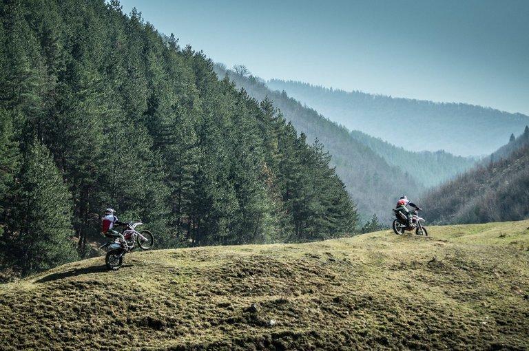 Red Bull Romaniacs Tour - Tour