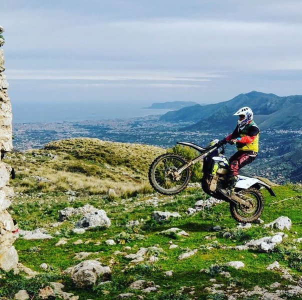 Enduro Weekend Sicilia - Tour