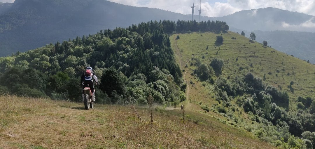 Enduro Alpes - Tour