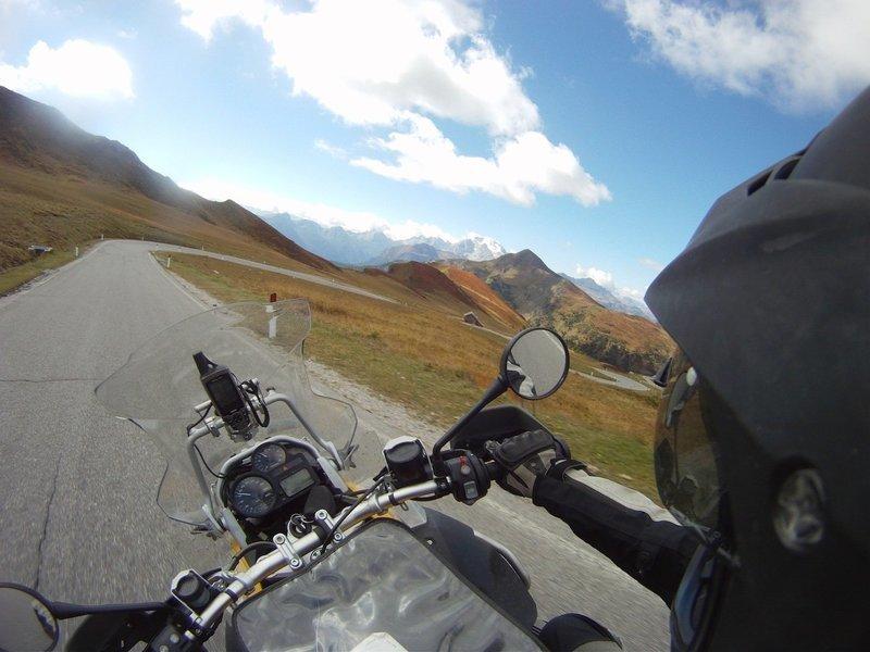 BMW Motorrad Days Garmisch - Tour