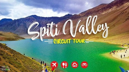 Spiti Valley Circuit Tour