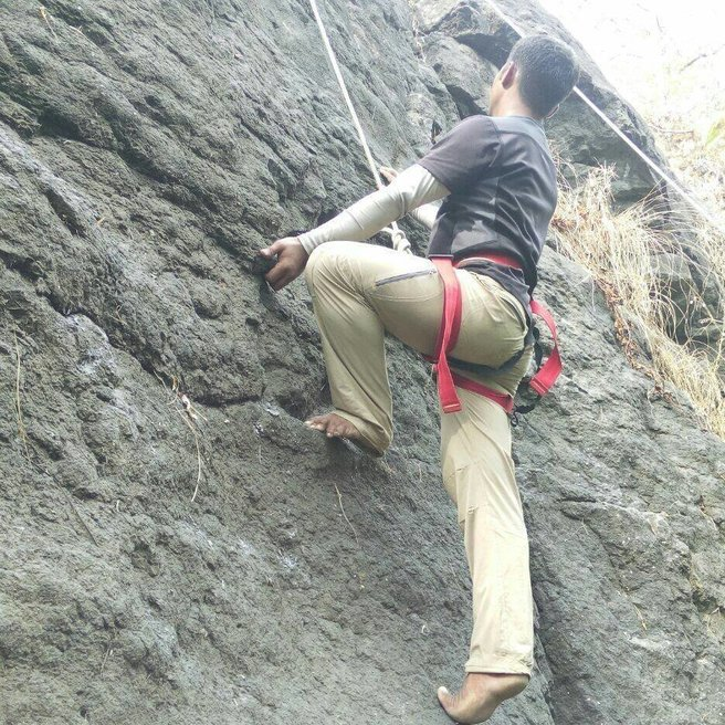 Basic Rock Climbing Workshop - Tour