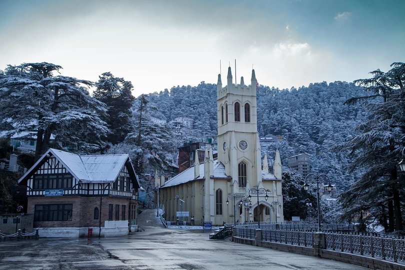 Shimla Manali Chandigarh - Tour