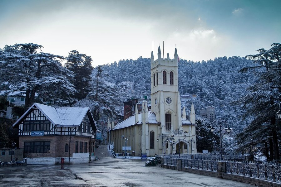 Shimla Manali Chandigarh - Tour