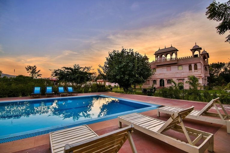 The Sher Garh Resort - Tour
