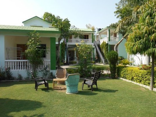 Ranthambore Vatika Resort - Tour