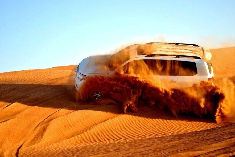 UAE - Desert Safari with BBQ Dinner - Tour