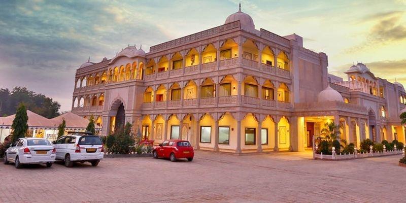 Vanya Mahal Regenta Resort Ranthambore - Tour