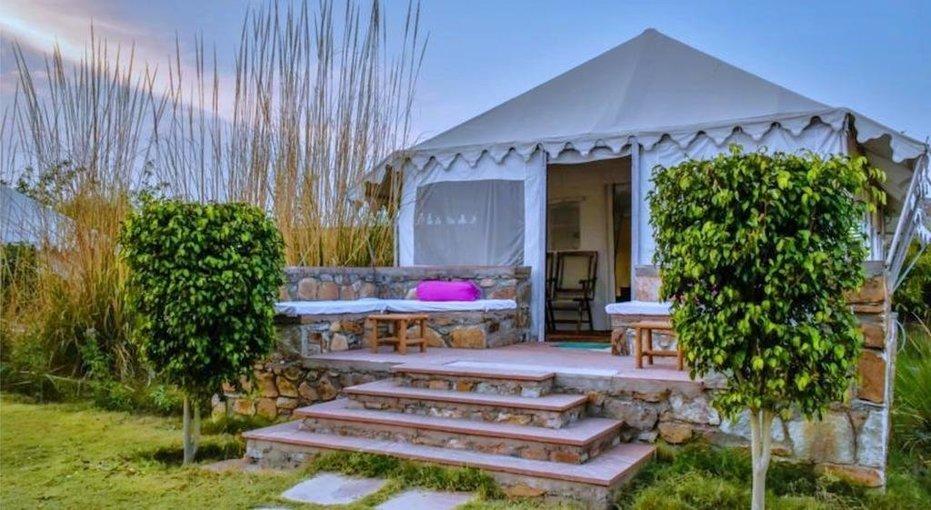 Sultan Bagh Resort - Tour