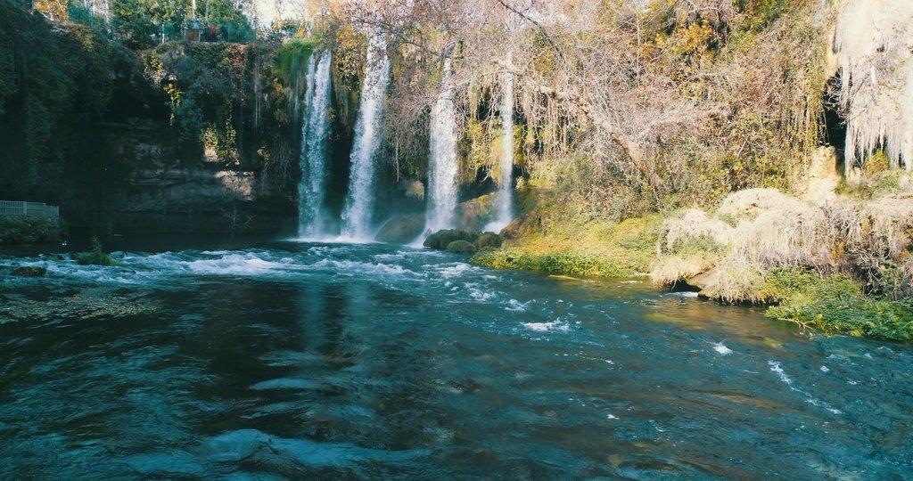 Antalya City Sightseeing and Waterfalls Tour - Tour