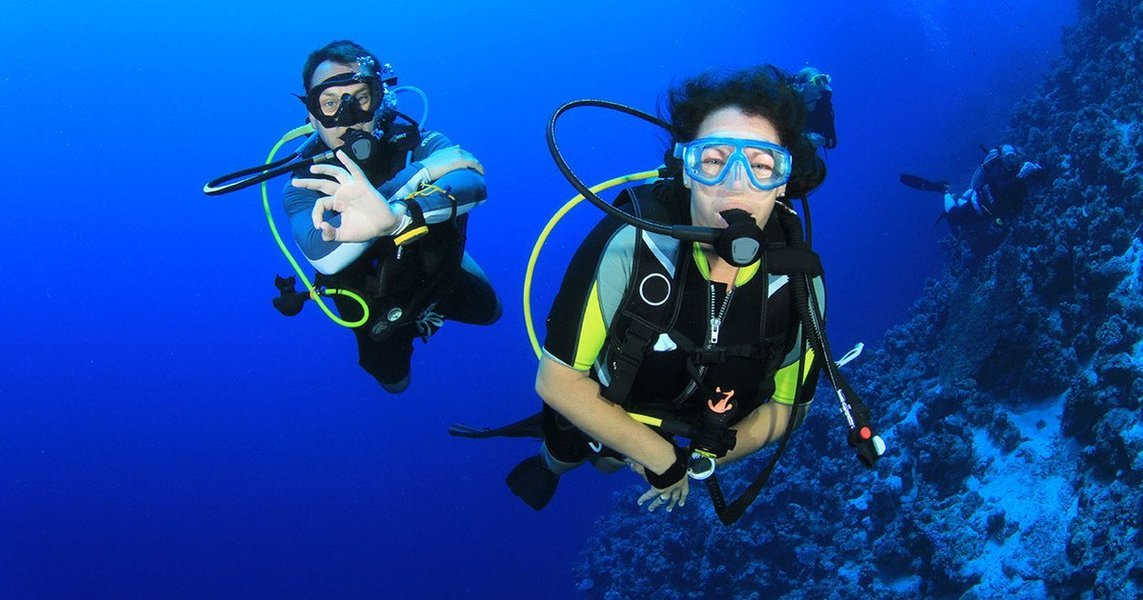 Scuba Diving Experience in Antalya - Tour