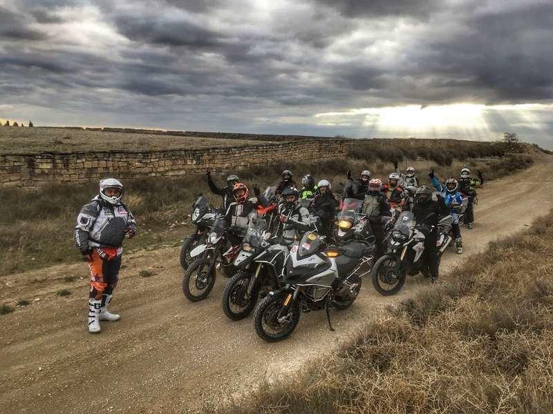 Curso iniciación Trail - Cuenca - Tour