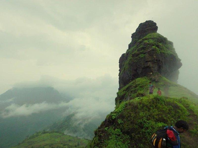 Vrangers Monsoon special Irshalgad Trek - Tour