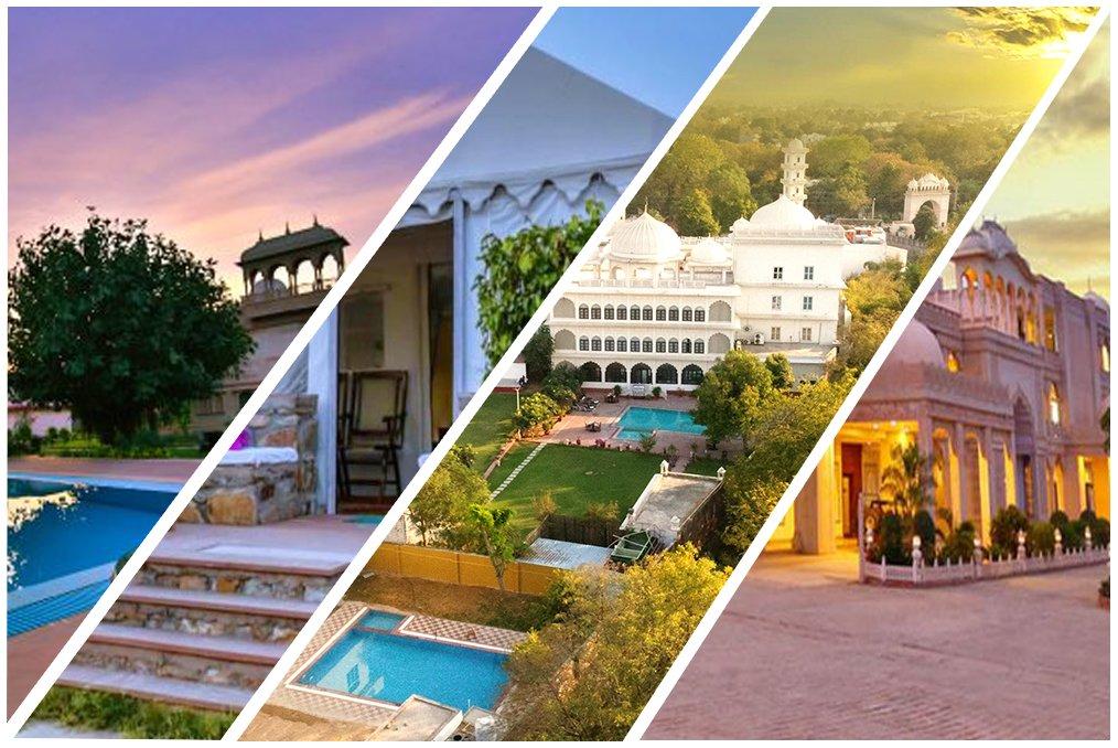 Best Resorts in Ranthambore