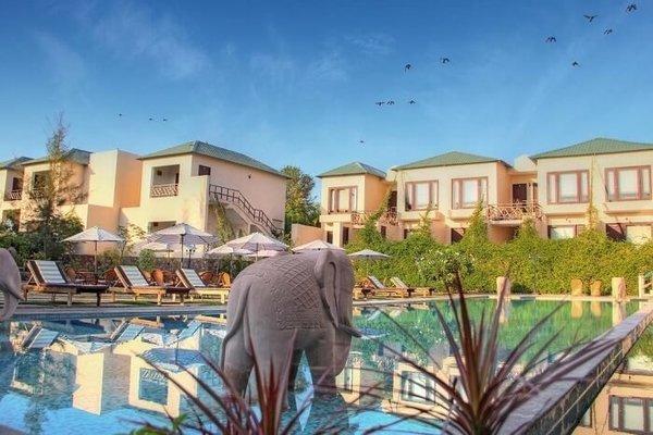 Ranthambore Kothi Resort & Spa - Tour