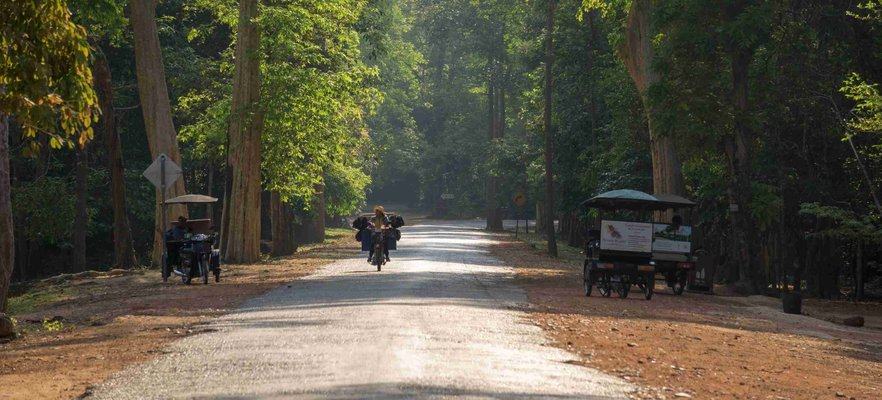 Cambodian Country Roads - Tour