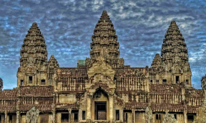 Cambodian Temple Trail - Tour