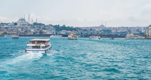 Bosphorus Strait Afternoon Cruise - Tour