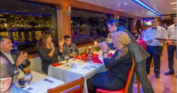 Bosphorus Strait Entertainment and Dinner Cruise in Istanbul - Tour