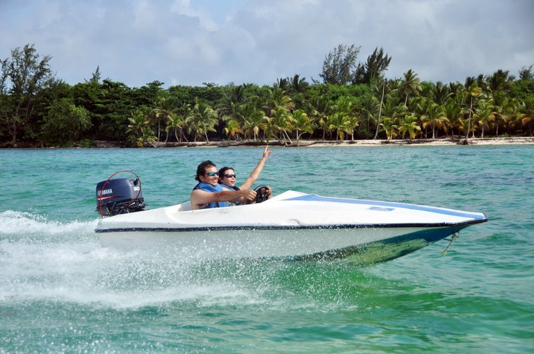Bavaro Splash - Tour