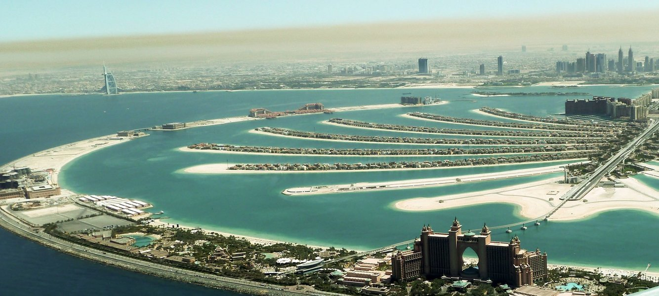 Dubai Backpacking Trip - Tour