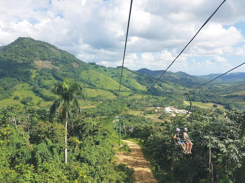 La Hacienda Park - Tour