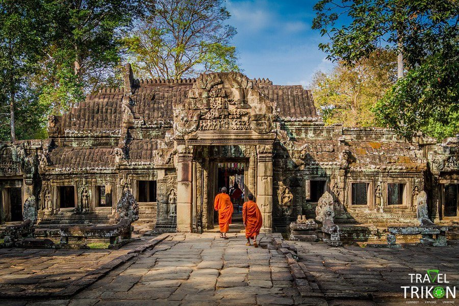 Cambodia Backpacking Trip - Tour