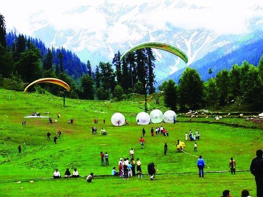 Enchanting Himachal - Tour