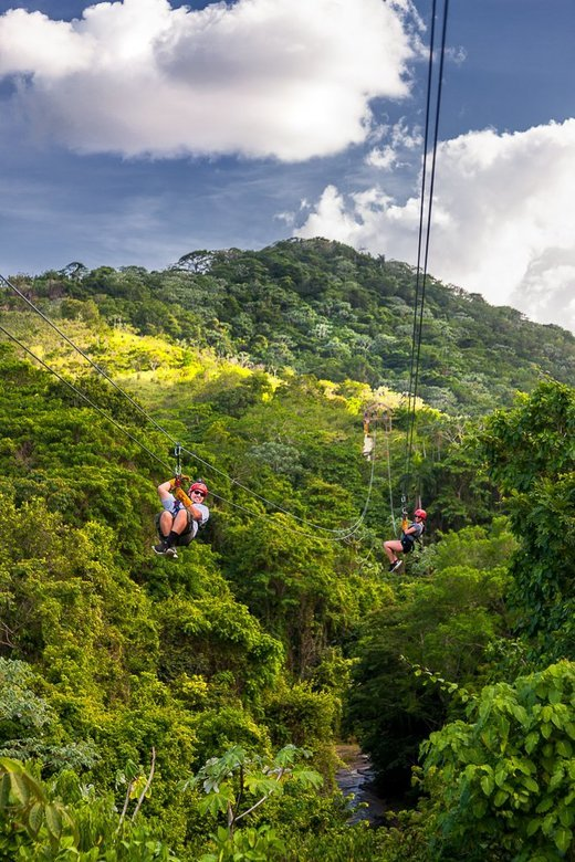 Zip Line Adventure - Tour