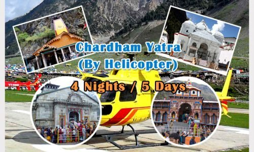 Chardham Yatra by Helicopter 1N/2D - Tour