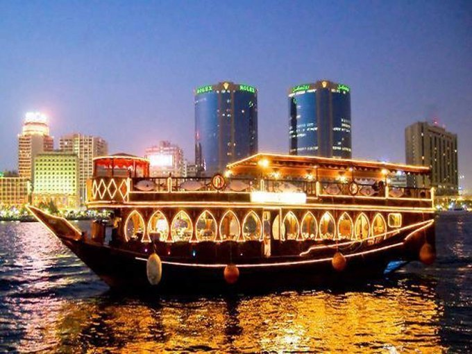 Dubai - Experience the Thrills of This Arabian Paradise! - Tour
