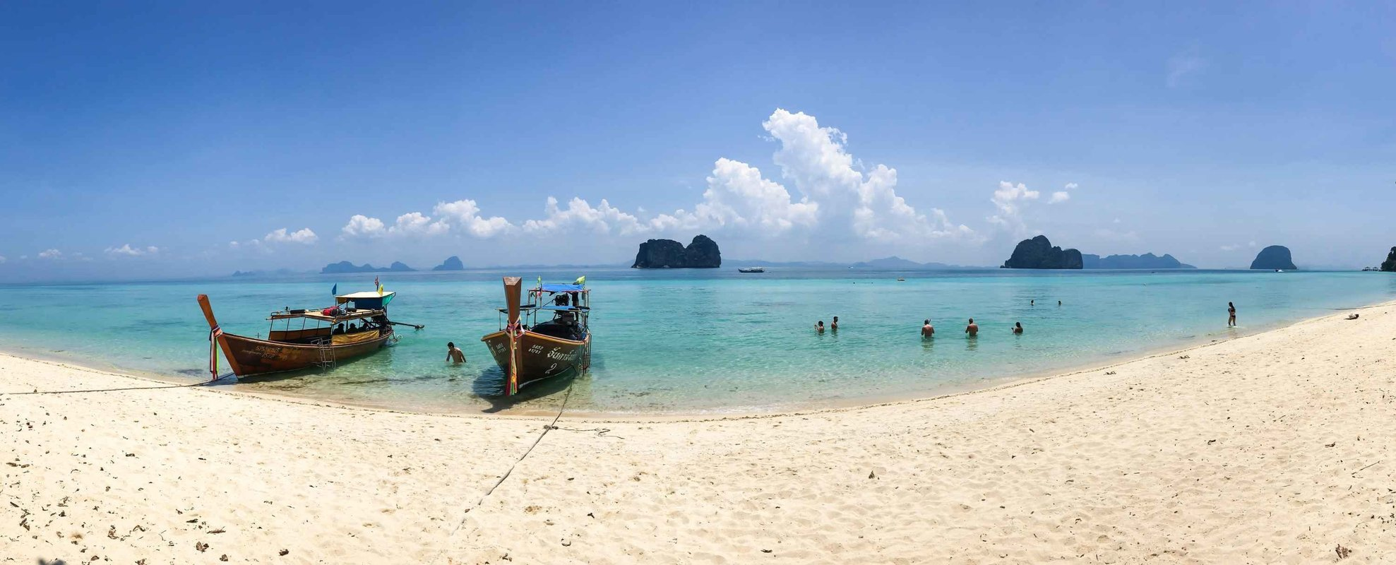 Beach Vacations in Asia - Collection