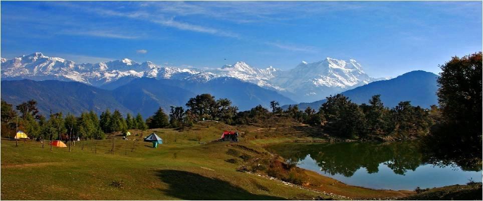 Chopta-Tungnath- Deoriatal - Chandrashila Trek - Tour