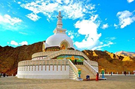 Budget  Backpack Tour to Leh Ladakh