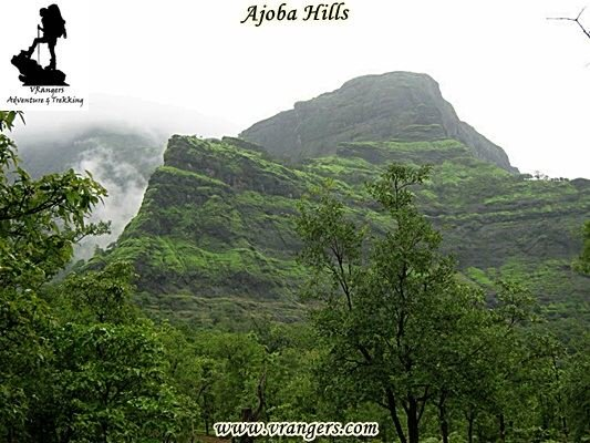 Vrangers Trek to Ajoba Fort - Tour