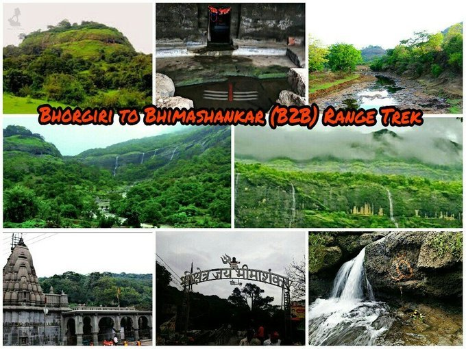 VRangers Bhorgiri to Bhimashankar Jungle trek - Tour