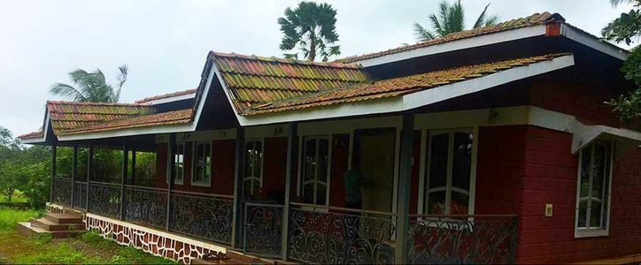 Bungalow Stay at Kolad - WEEKENDS
