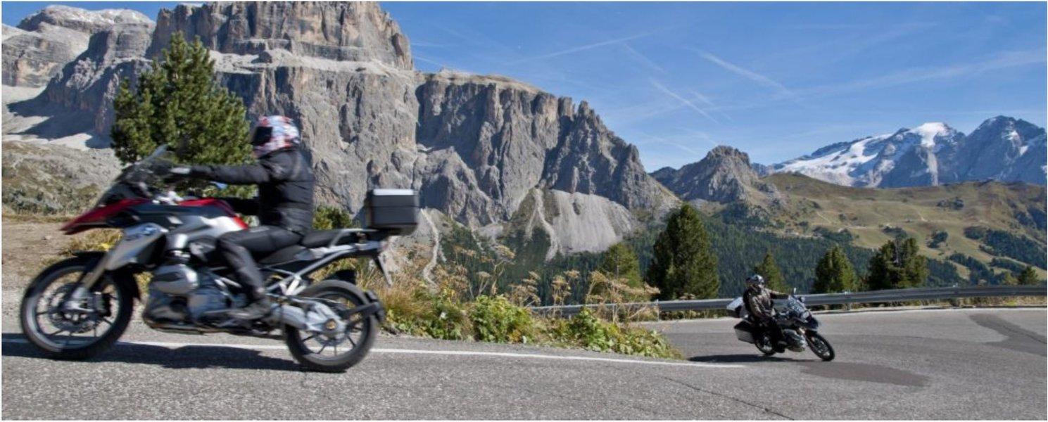 Alpes Onroad - Del mar al Monte Bianco - Tour