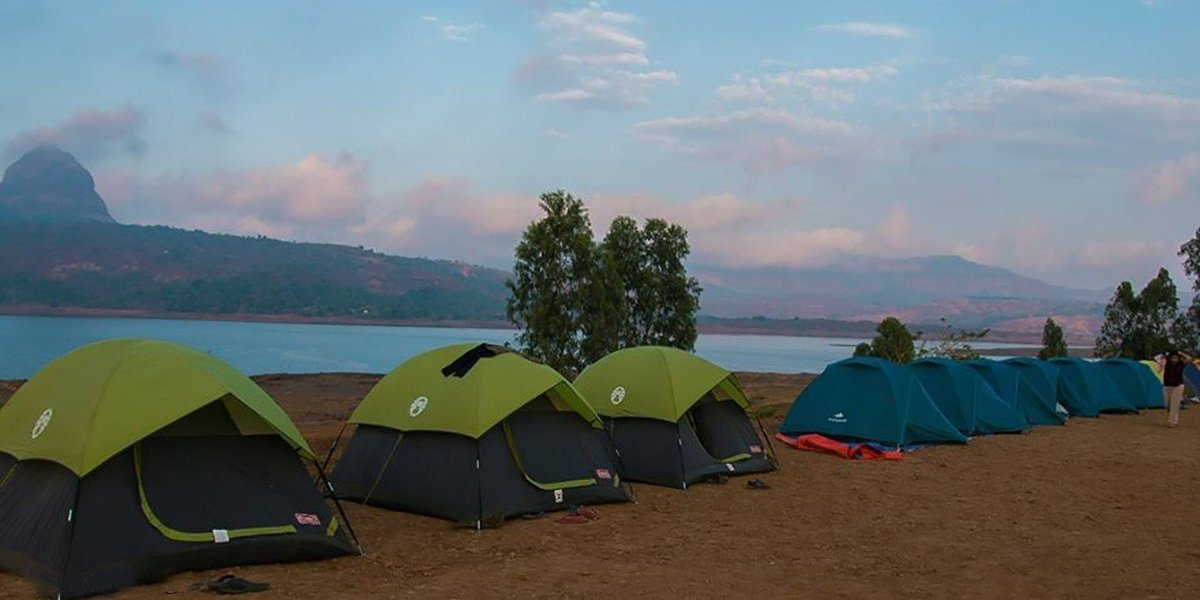 Lakeside Camping at Pawna - Monsoon Special - Tour
