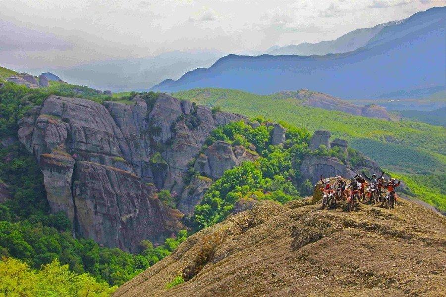 Enduro Grecia - La región de los Dioses - Tour