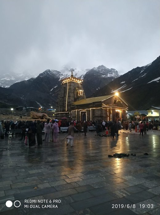 Kedarnath Yatra - Tour
