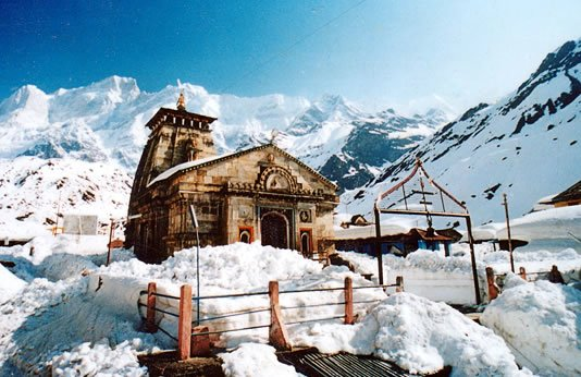 CHARDHAM FROM HARIDWAR - Tour
