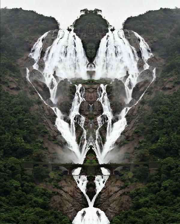 Monsoon Thrilling - Dudhsagar Waterfall Trek - Tour