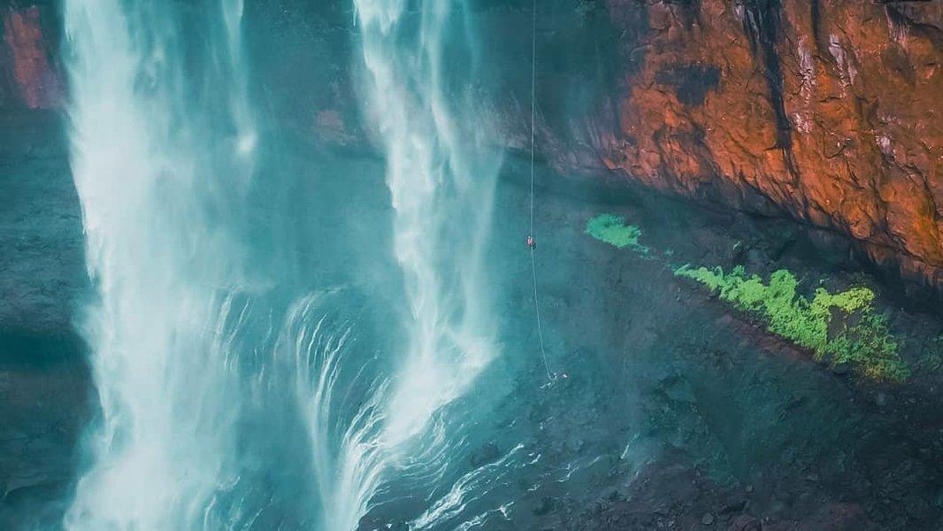 Kataldhar Waterfall Rappelling - Tour