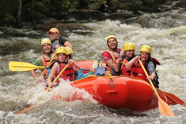 White Water Rafting in Kolad - Weekends - Tour