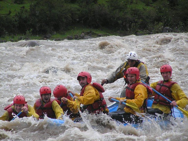 White Water Rafting & Lunch in Kolad - Weekday - Tour