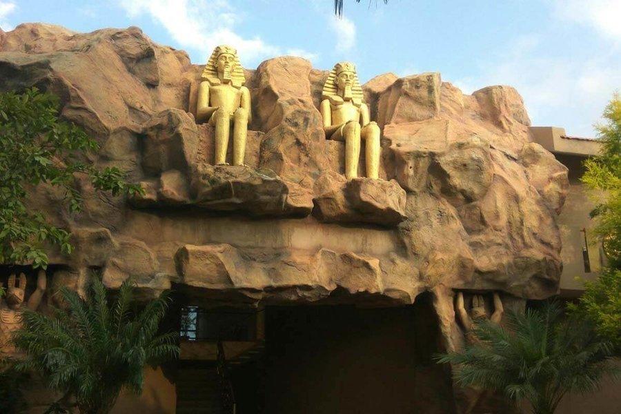 Dayouting at Golden Amoon Resort & Spa - Tour