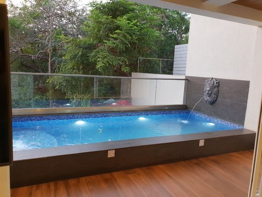 3 bedroom apartment villa Candolim - Tour